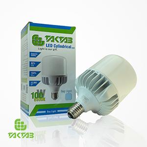 لامپ استوانه ای 100 وات