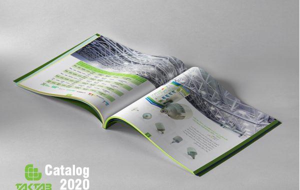 کاتالوگ محصولات شرکت تک تاب