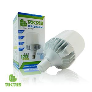 لامپ استوانه ای 120 وات